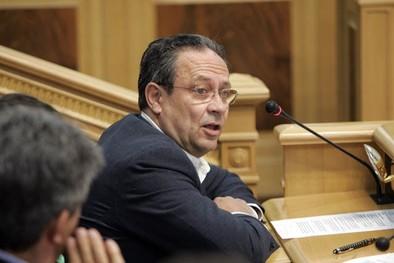 Ruiz Molina espera acontecimientos sobre la Consejería de Hacienda
