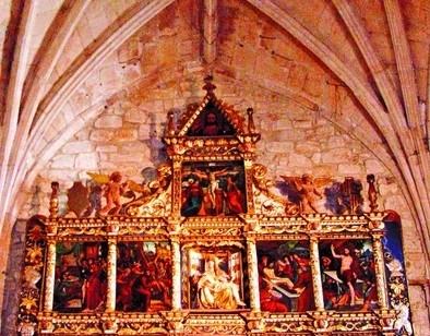 El retablo de Cadiñanos, ejemplo de restauración
