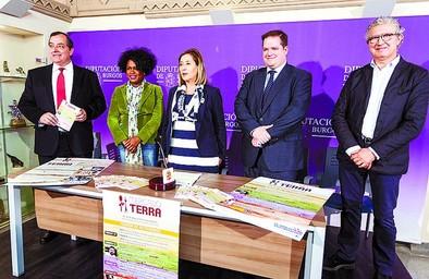 Burgos Alimenta lleva sus productos al 'I Mercado Terra' de El Mirador