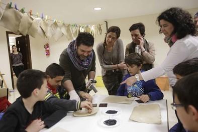El Museo del Quijote se abre a los primeros visitantes de los colegios