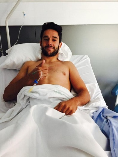 Machuca es operado con éxito de su grave lesión