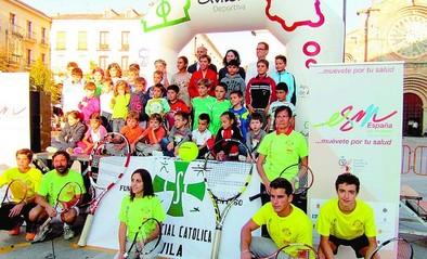 El Torneo 'Ciudad de Ávila' se desarrollará del 6 al 19 de julio