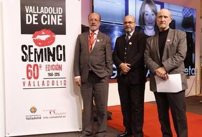 Valladolid se presenta en Fitur como plató de cine con la 60 Seminci