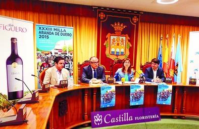 La élite del mediofondo español se cita en Aranda de Duero