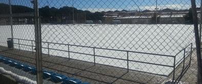 El fútbol de Ávila se queda 'helado'