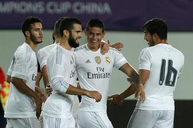 El Madrid impone su dominio