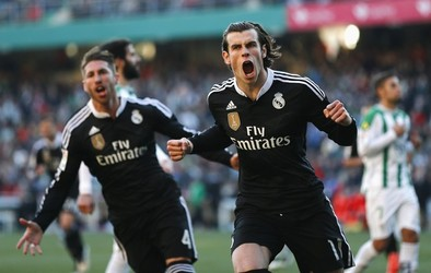 Bale rescata al Real Madrid