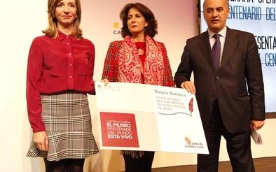 La Junta crea la Tarjeta V Centenario como herramienta de promoción