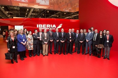La promoción turística de la ciudad vuela  con Iberia