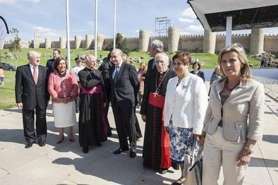 «Santa Teresa ha puesto el nombre de Ávila en el mundo»