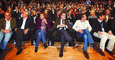 Rajoy carga contra Podemos