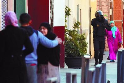 La Policía detiene en Ceuta a cuatro yihadistas con intención de atentar