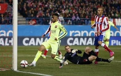 Neymar ya reina en el Barça
