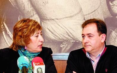 Manoli Prieto presenta a José Carlos Pajares como número 2 y la Gestora la desautoriza