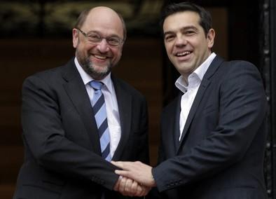 Tsipras pide tiempo a la UE