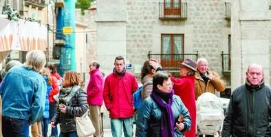 La población que vive en la zona centro de la ciudad sólo representa el 10,12% del total