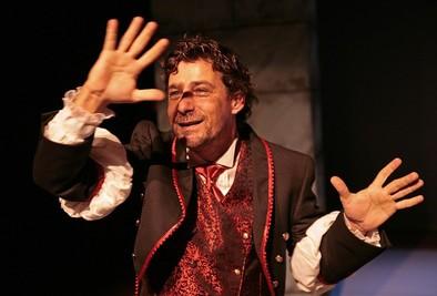 El Teatro Palenque acoge mañana la obra 'El burlador de Sevilla'