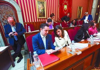 El PSOE se enroca en que no apoyó la propuesta de Imagina, pero sí lo hizo