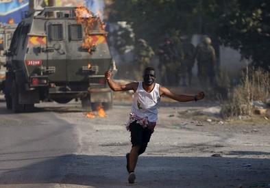 La tensión crece en Cisjordania