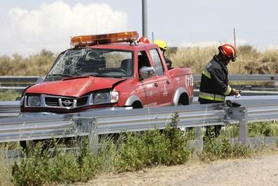 Los bomberos tendrán un nuevo vehículo para apagar pastos