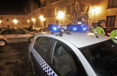 La Policía Local duplicará los fines de semana por la noche sus efectivos
