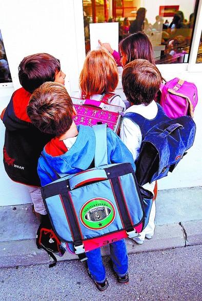 La vuelta al colegio supone un gasto de 435 euros por cada hijo