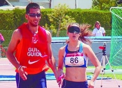 Lia Beel arrasa con dos oros en los Juegos Paralímpicos para jóvenes