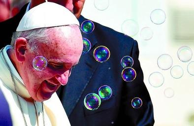El Papa ya es 'centenario'