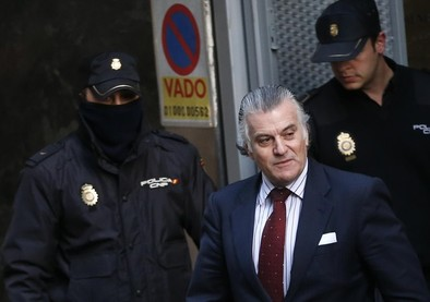 Ruz envía a juicio a 40 acusados en la primera etapa de la 'Gürtel'