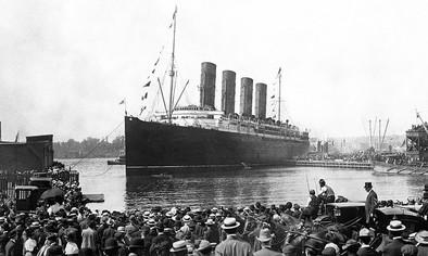 El renacer del 'Titanic'