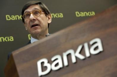 Bankia eleva un 83% su beneficio tras las provisiones extraordinarias