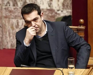 Tsipras acusa a España y Portugal de formar «un eje contra Grecia»