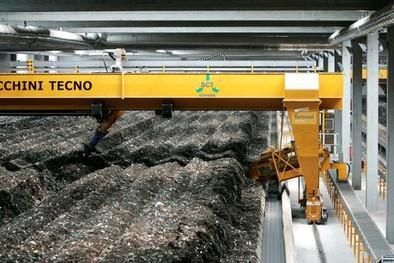 Cada toledano produjo 406 kilos de residuos durante el año pasado