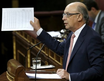 El Gobierno supera el primer trámite para aprobar las cuentas de 2016