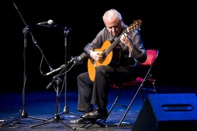 Fallece el guitarrista Juan José Sáenz Gallego