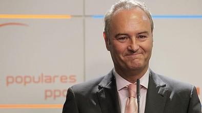 Fabra tratará de ser presidente de los valencianos otros cuatro años