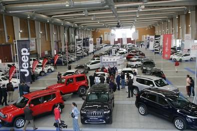 El Salón de la Automoción arranca motores con buenas previsiones para el sector