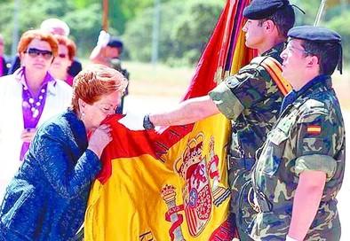 Más de un centenar de abulenses ha solicitado ya jurar bandera el 3 de mayo