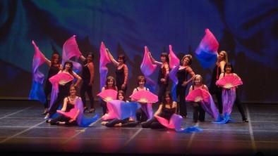 La Escuela Municipal de Baile cierra curso con una gala