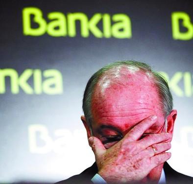 La Audiencia rebaja de 800 millones a 34 la fianza a la excúpula de Bankia