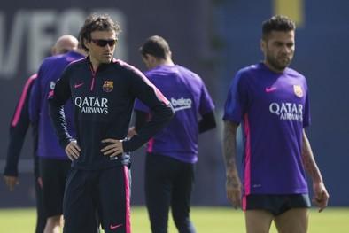 «Poca suerte tiene a quien le toca contra el Barcelona»