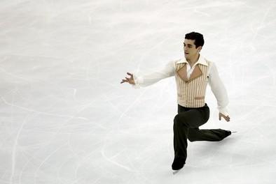 Javier Fernández sueña con alcanzar la gloria olímpica