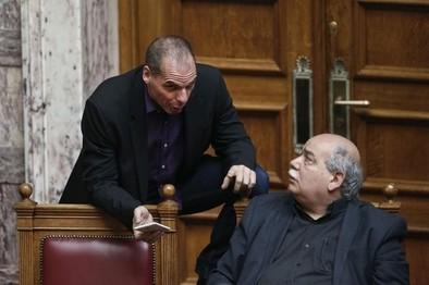 Grecia amenaza con no pagar al FMI si no se llega a un acuerdo «lógico»