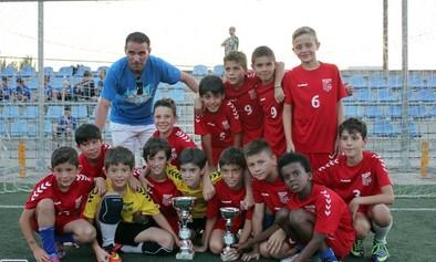 La cantera del Soliss Talavera destaca en dos torneos veraniegos