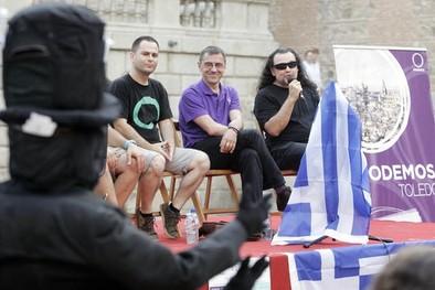 Monedero: «Podemos hará valer su lucha contra la corrupción en la región»