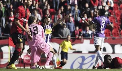 El Real Valladolid busca acercarse al ascenso directo