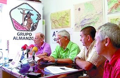 El Grupo Almanzor buscará hacer cumbre en el Pico Lenin