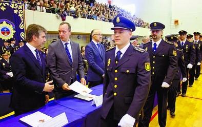 Juran su cargo 397 nuevos oficiales del Cuerpo Nacional de Policía
