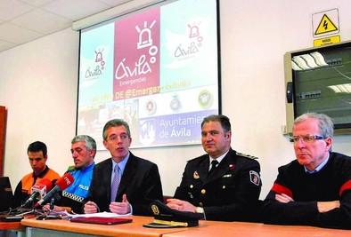 Emergencias Ávila alcanza en un año los 2.600 seguidores en twitter