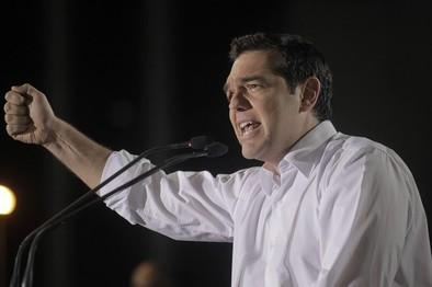 Tsipras reclama un 'no' masivo a la «campaña del miedo» de la UE